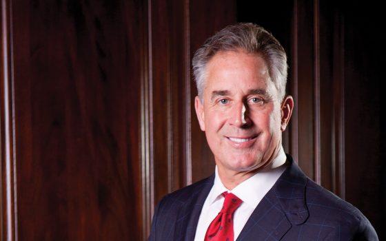 Portrait of John Allen