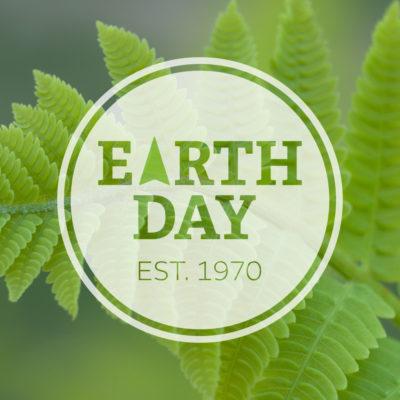 Earth Day fern