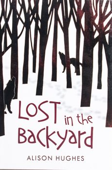 Lost in the Backyard book cover