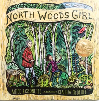 North Woods Girl cover