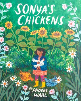 Sonya's Chickens book cover