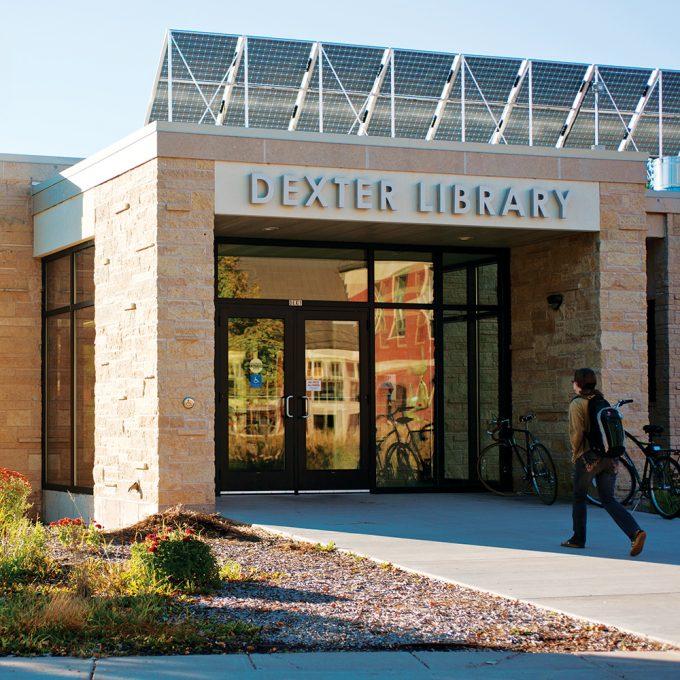 Dexter library