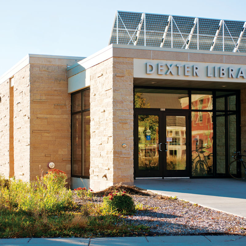Dexter library