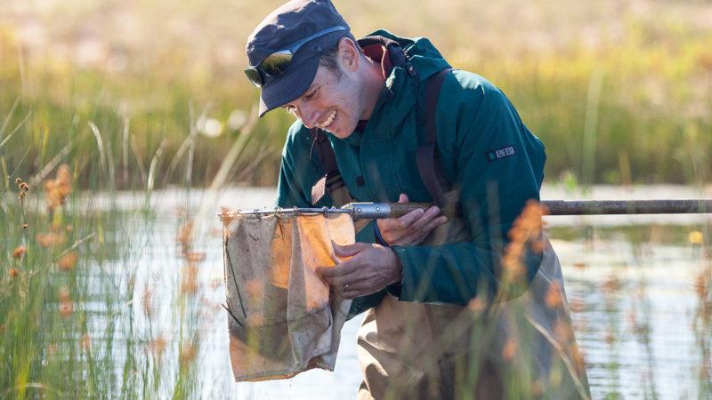 Randy Lehr, Water Science