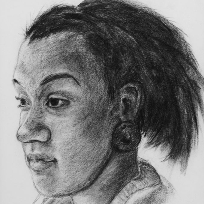 Northland College student art: Kanisha