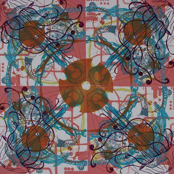 Northland College student art: Mandala