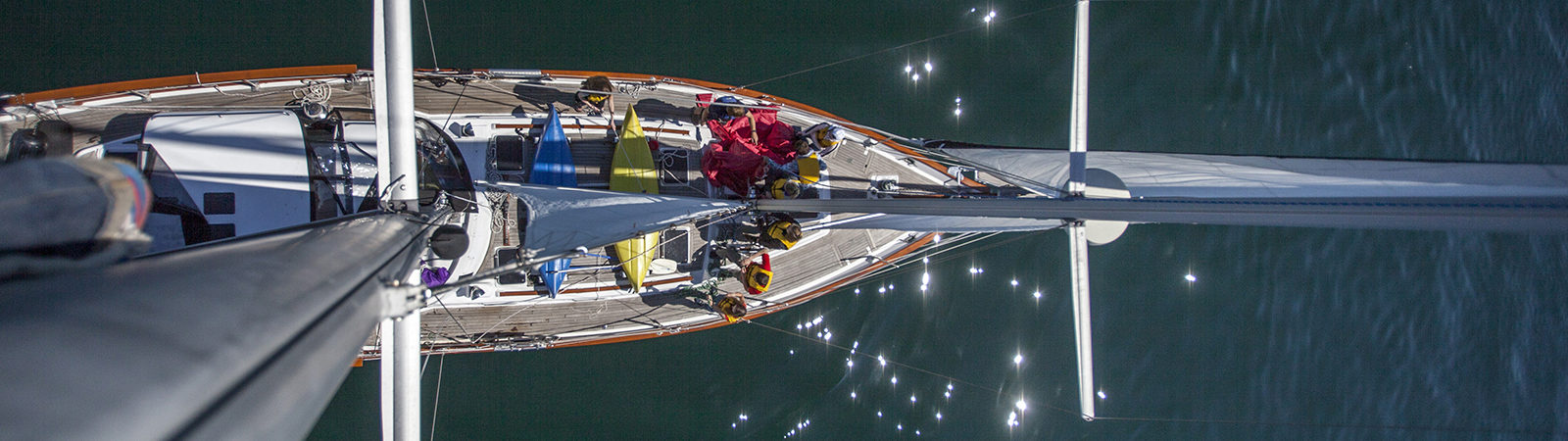 Summer high school programs, Sailing on Lake Superior