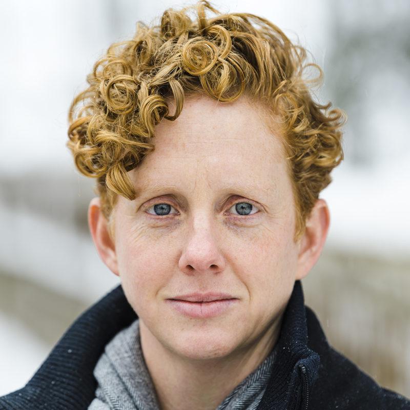 Northland College faculty Angela Stroud headshot