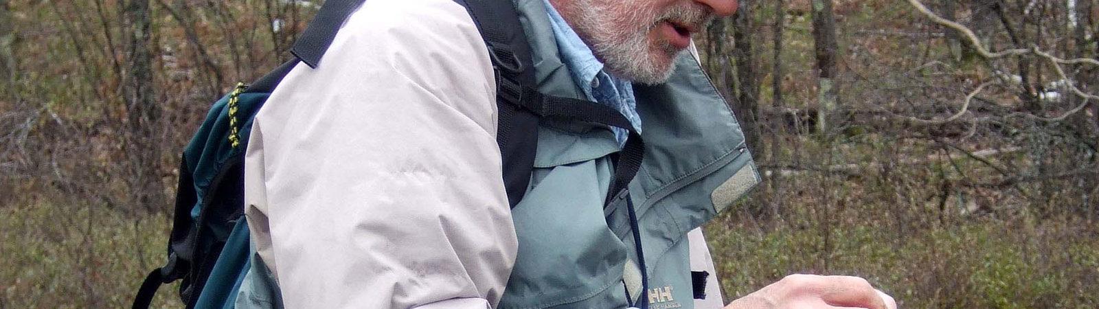 Former faculty member Jim Meeker