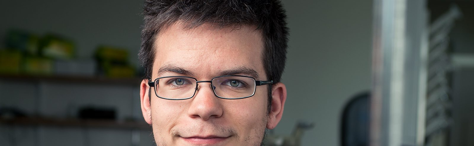 Northland student Trevor Bennin
