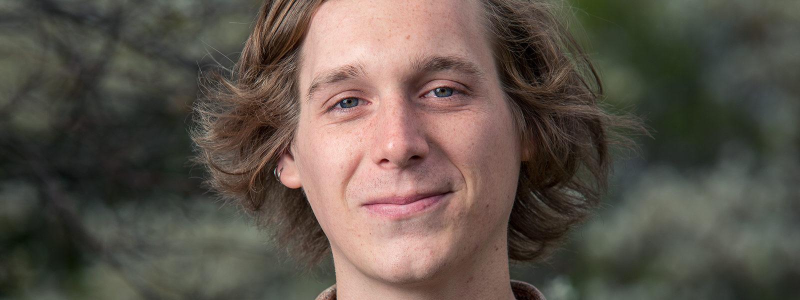 Northland Collge graduate Anthony Procik