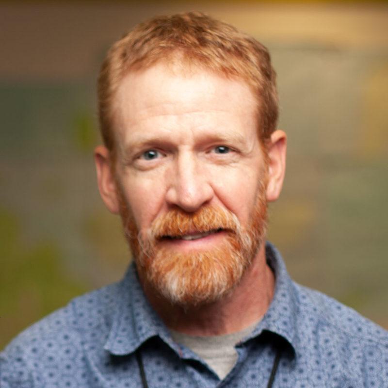 Tom Fitz faculty headshot