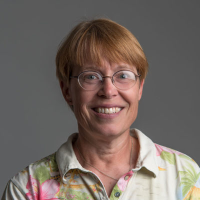 Cindy May headshot faculty
