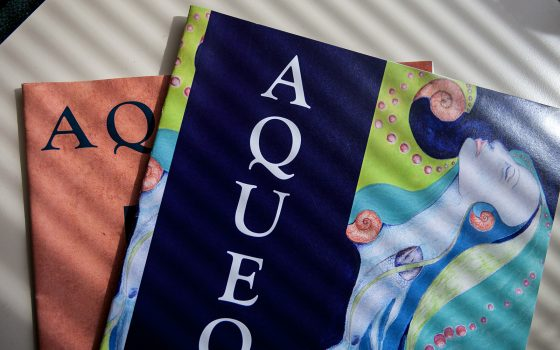 Aqueous Magazine