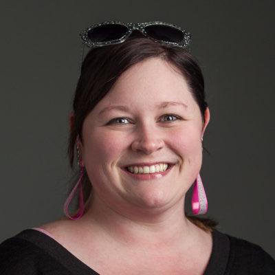 Melissa Harvey Headshot