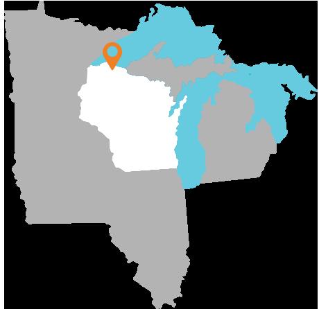 Northland Location Map