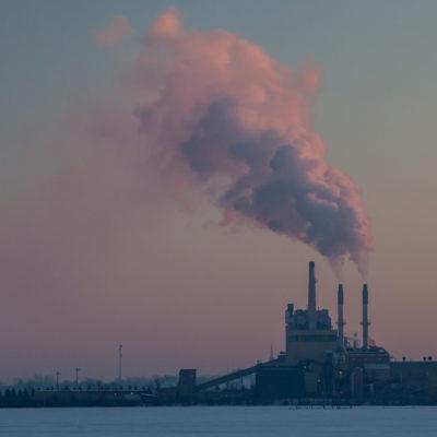 Xcel Energy Power Plant