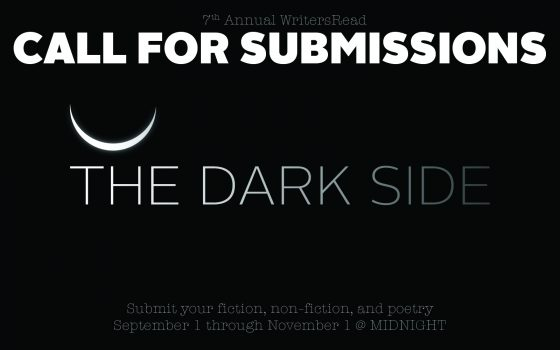 Dark Side Call for Submissions logo