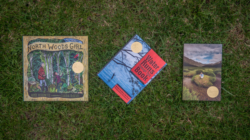 Winning books in grass