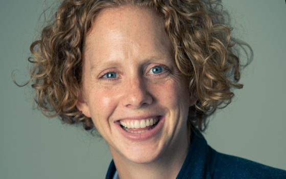 Northland College Professor of Sociology and Social Justice Angela Stroud
