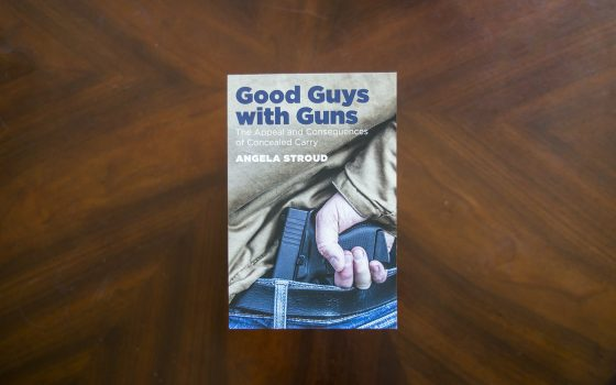 Angela Stroud's Good Guys with Guns cover