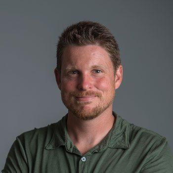 Northland College headshot Evan Coulson