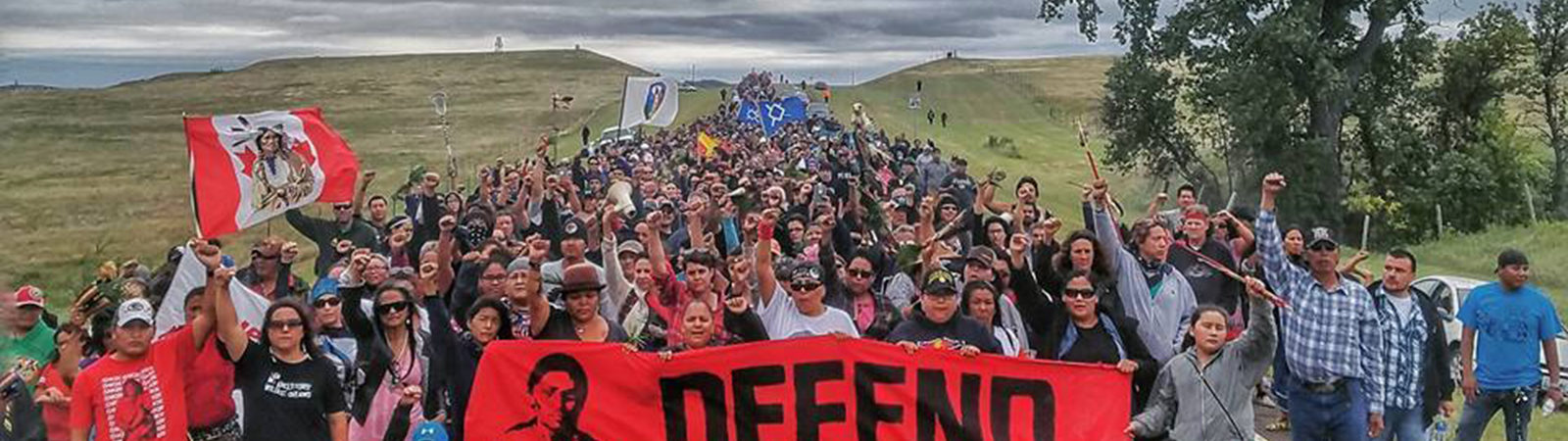 Photo from Standing Rock