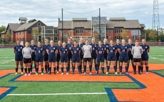 2016 women's soccer team