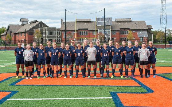 2016 women's soccer team