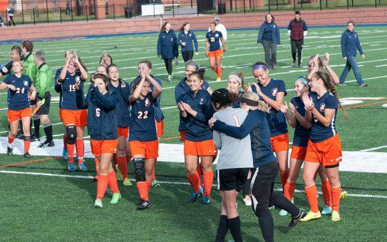 Northland College Women's Soccer TEam