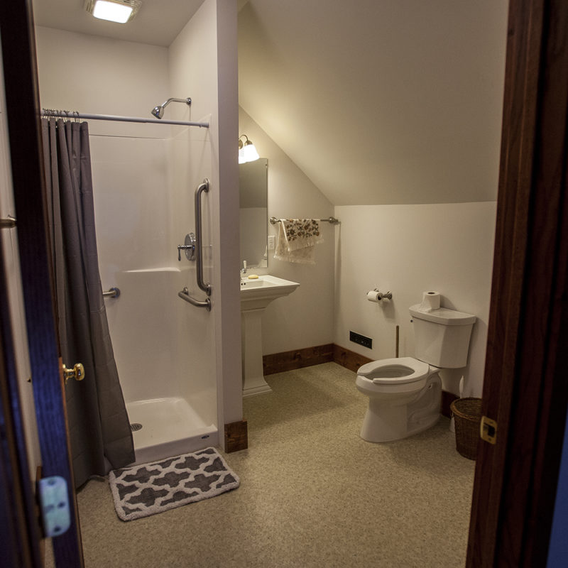 Gatehouse Bathroom