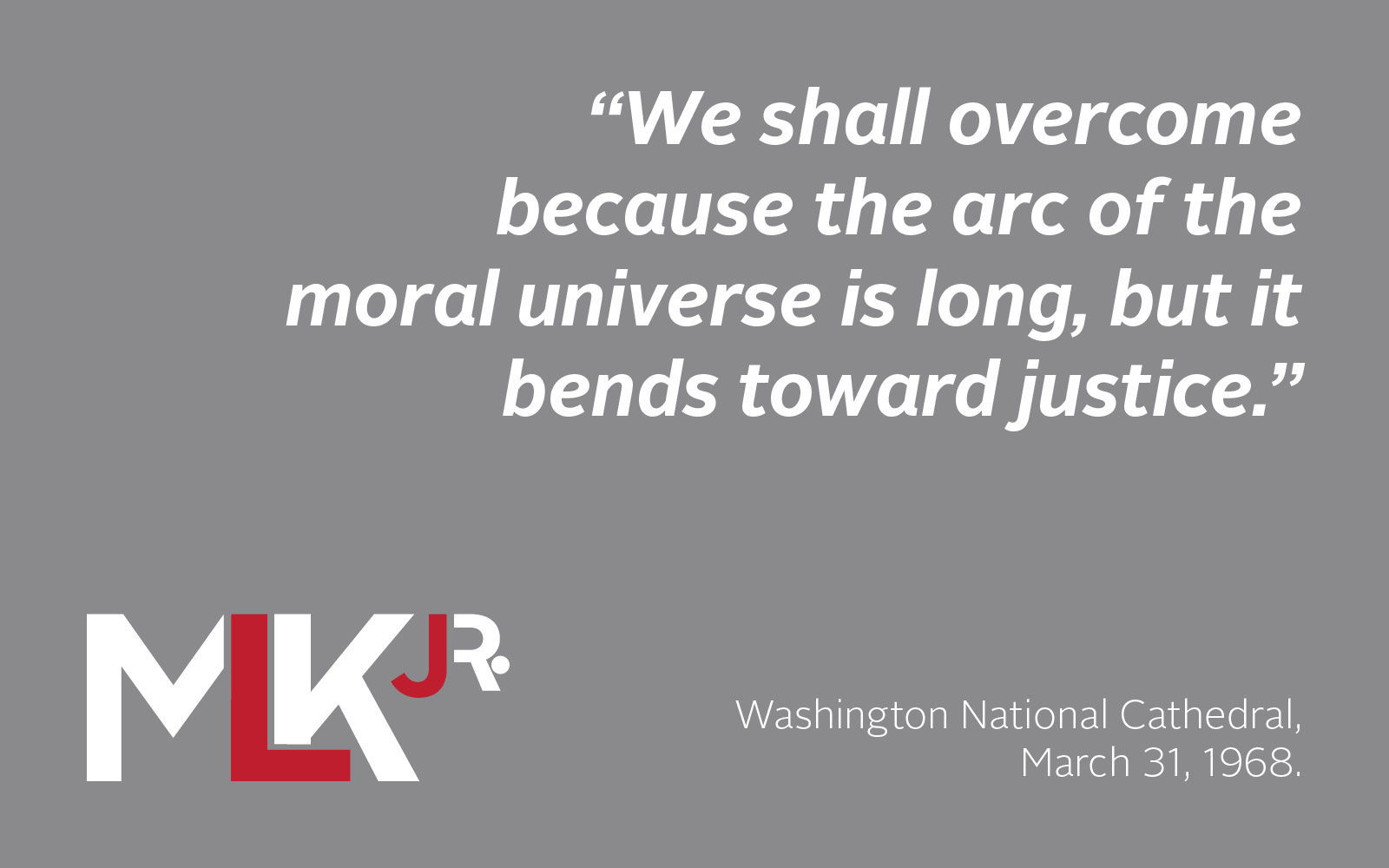 MLK quote