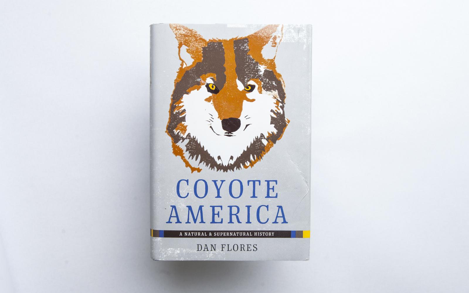 Book Coyote America
