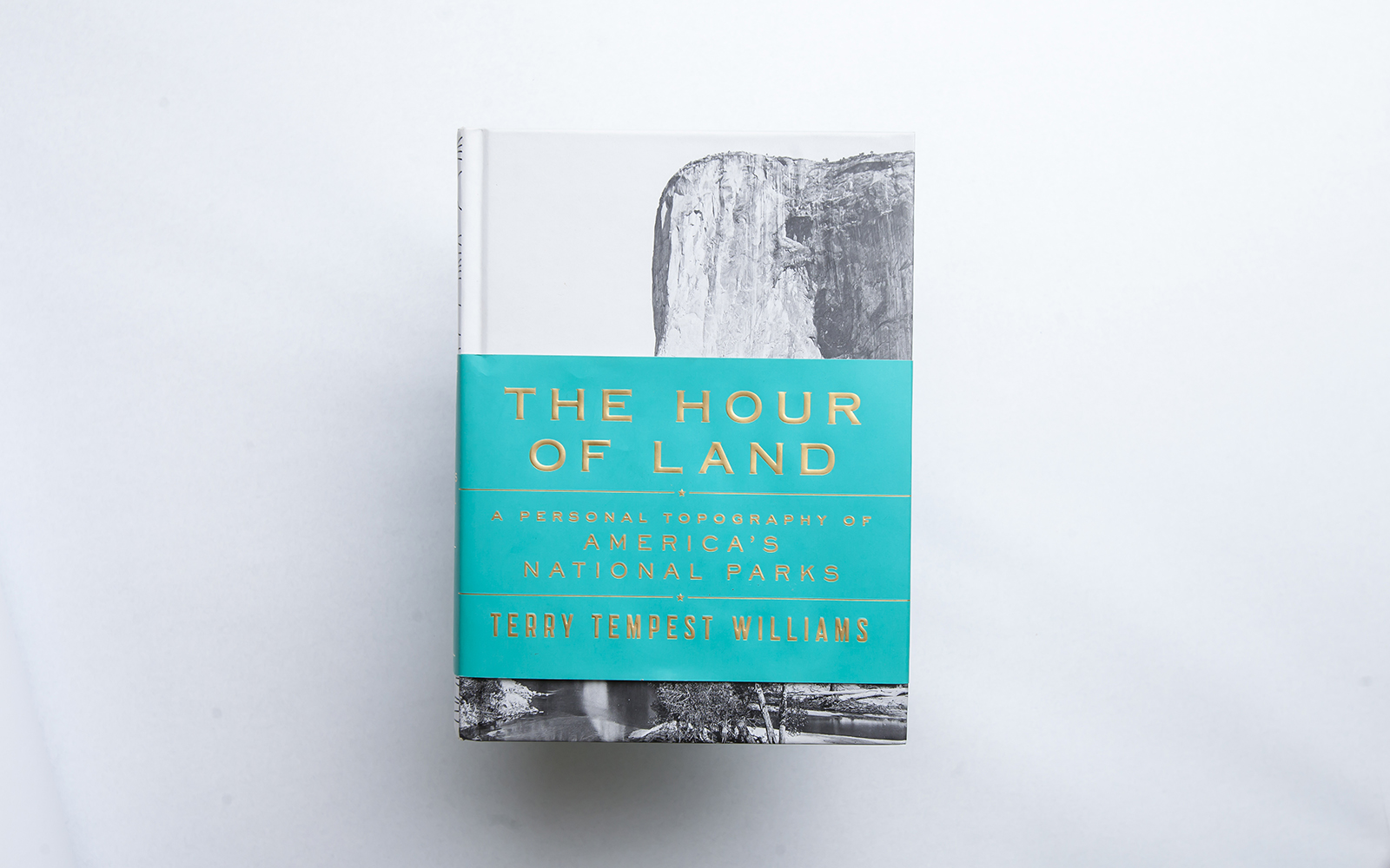 Book The Hour of Land