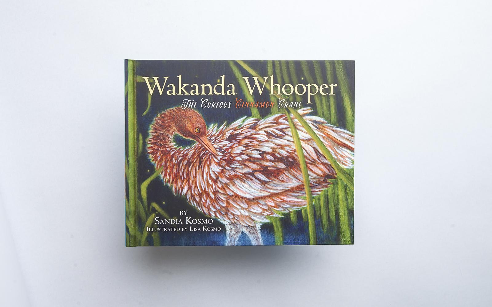 SONWA book Wakanda
