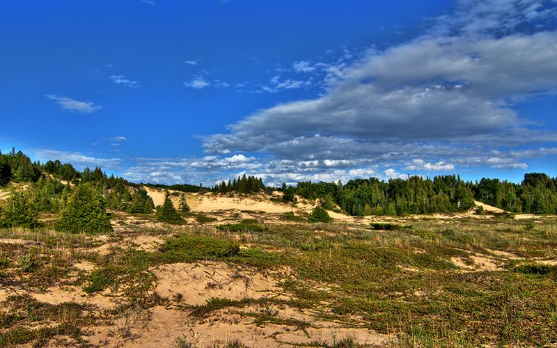Beaver Island Dunes