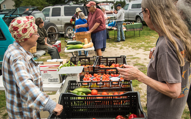 Beaver Island Farmer's Market