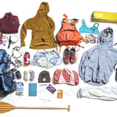 Outdoor Orientation gear