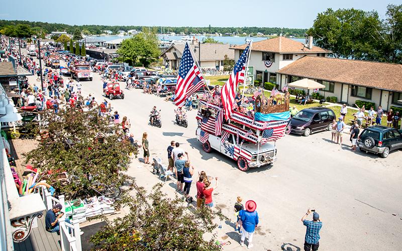 Beaver Island Parade