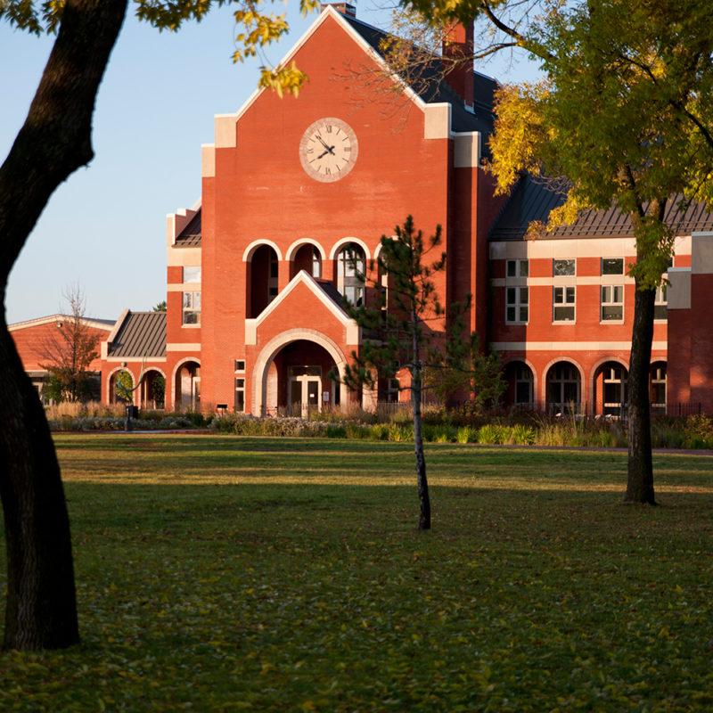 ponzio campus center northland college