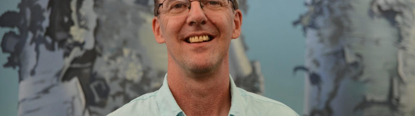 Northland College alum Stuart Barnes Jamieson