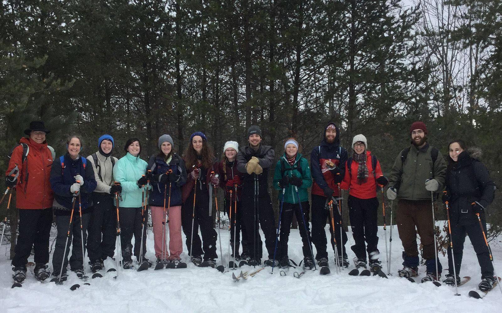 backwoods skiing cross county
