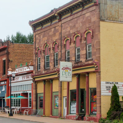 Negaunee, MI downtown