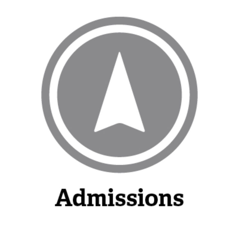 Admissions directory icon