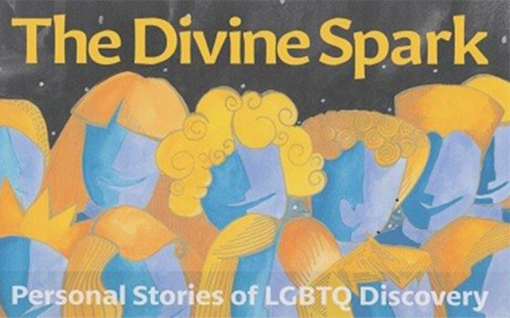 The Divine Spark book cover