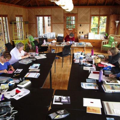 Lifelong Learning artist retreat workshop
