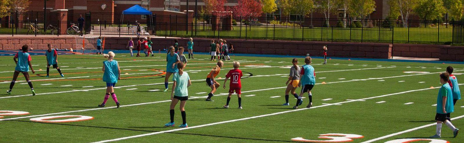 Northland College summer soccer camp