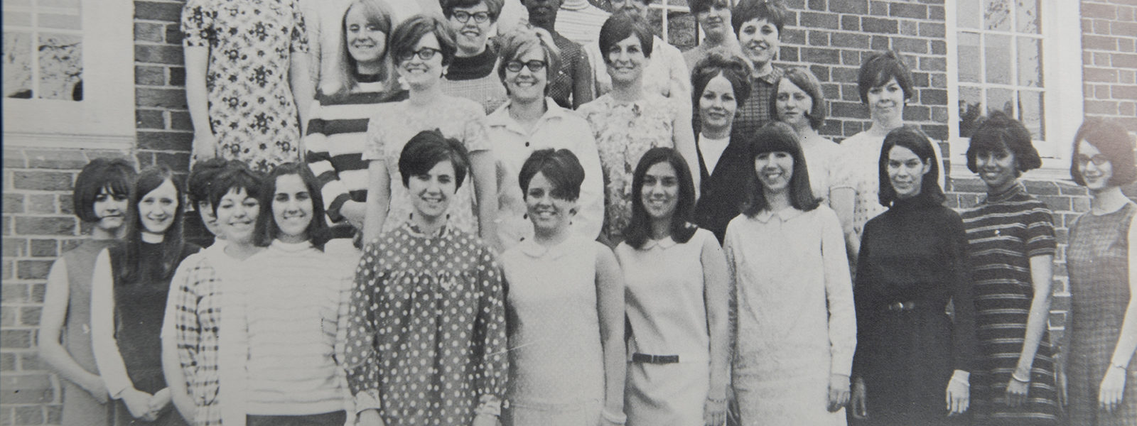 Alpha sigma women of 1968