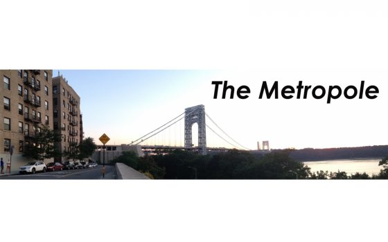 Banner for The Metropole