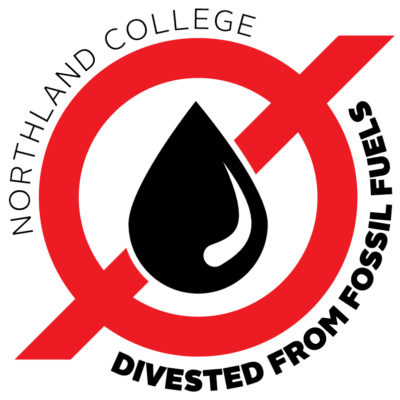 Northland divested from fossil fuels infographic